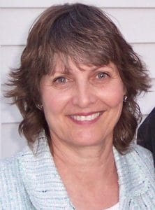 Gail L Jenner Author Bio Image