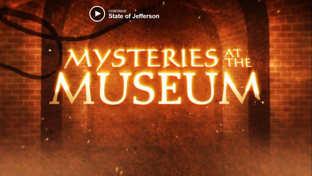 Mysteries At The Museum Thumb